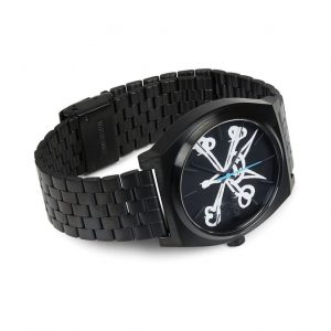 accessori nixon powell peralta time teller vato rat black
