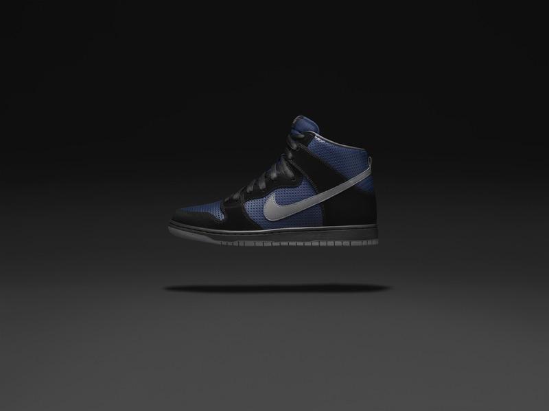 Nike Sb Dunk High Pro Sb Skate Shoes